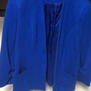 Royal Blue Jacket L